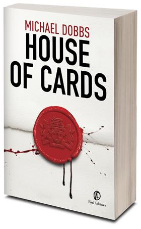 house cards libro