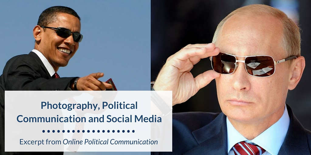 Political communication photography